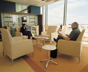 Bank of ireland lounge information about the luxury airport lounge at