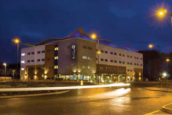 Doncaster-Sheffield (Robin Hood) Airport Hotels