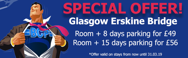 Glasgow Erksine Bridge offer