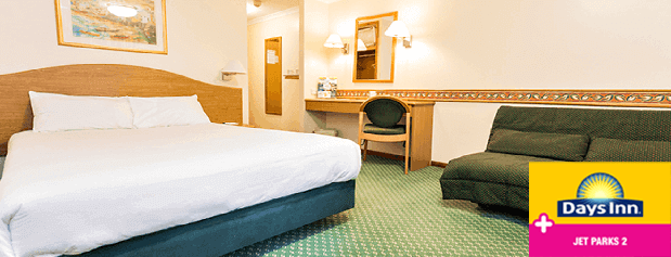 East Midlands Airport Hotels With Parking Deals