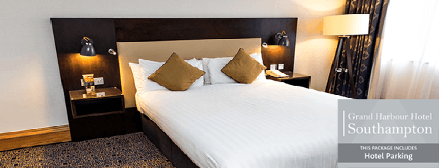 Grand Harbour hotel Southampton airport