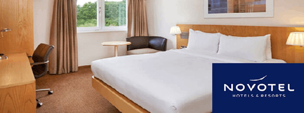 Stansted airport Novotel hotel